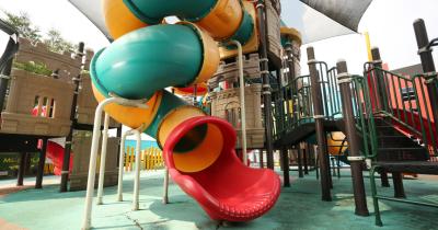 PlayParq Bintaro, Tempat Bermain Anak Juga Instagramable