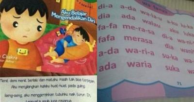 Waspada Konten Tak Sesuai Usia, Begini Tips Memilih Buku Anak
