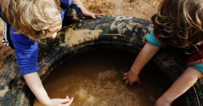 Ini Bukti Sains Bermain Kotor Baik Bagi Anak, Ma