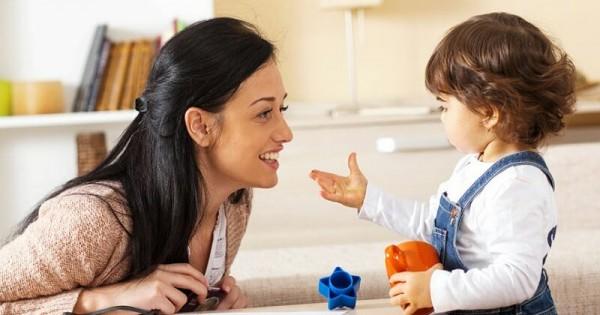 7 Cara Merangsang Anak agar Cepat Berbicara | Popmama.com