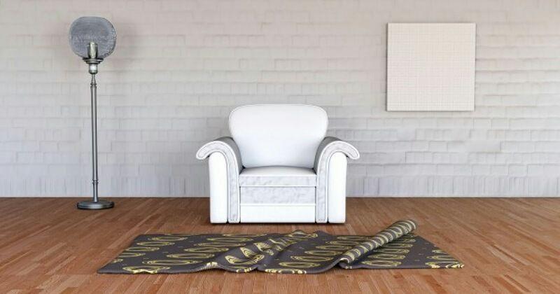 3. Karpet polypropylene anti noda tahan lama