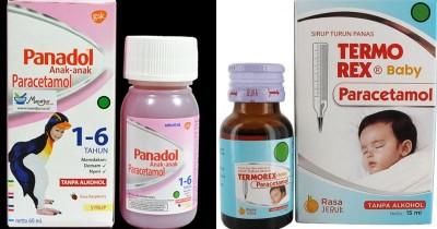 7 Rekomendasi Merek Obat Demam Anak 1 tahun Dijual Apotek