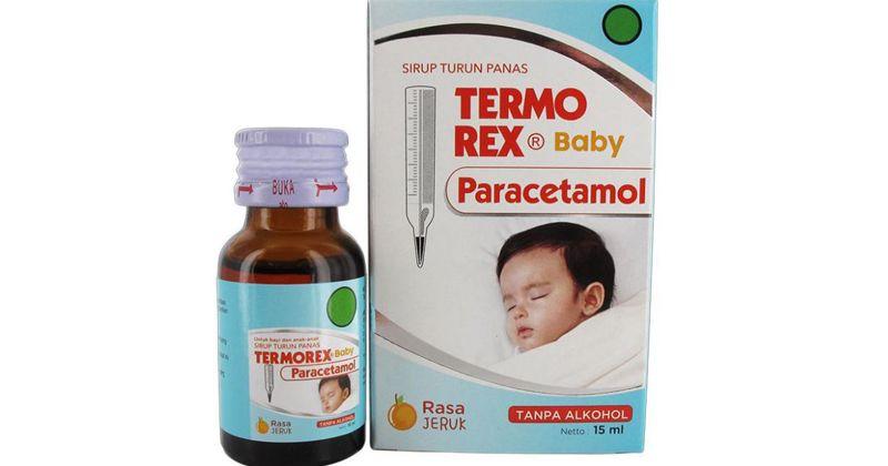 4. Termorex Paracetamol