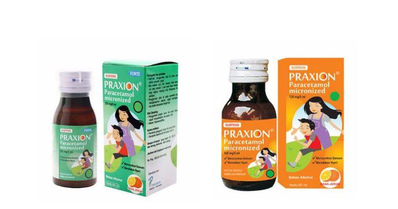 5. Praxion Syrup