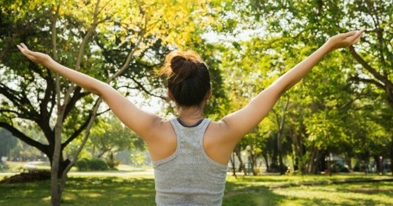 5. Relaksasi menenangkan diri agar lebih rileks