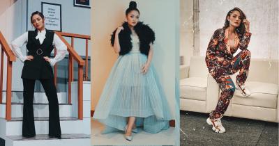 7 Gaya Berpakaian Siti Badriah Super Fashionable, Keren Banget