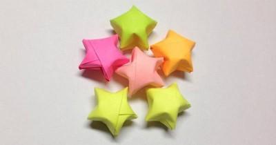 Cara Membuat Origami Bintang 8 Langkah Mudah