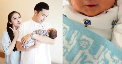 Sempat Sungsang Seminggu, Ini 5 Fakta Kelahiran Anak Kedua Sandra Dewi