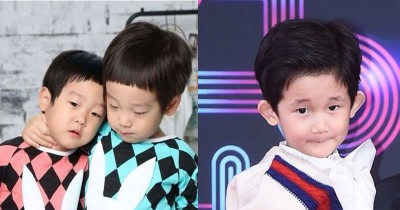 6 Model Rambut Anak Laki-laki Korea dari The Return of Superman