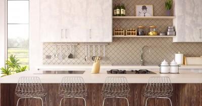 5 Desain Kitchen Set supaya Dapur Terlihat Luas
