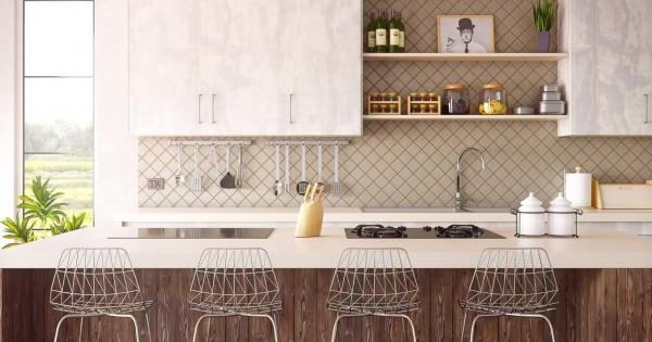 5 Desain Kitchen Set Supaya Dapur Terlihat Luas Popmama Com
