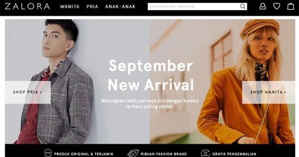 11 Situs Belanja Online Terpercaya Di Indonesia Mana Favorit Kamu