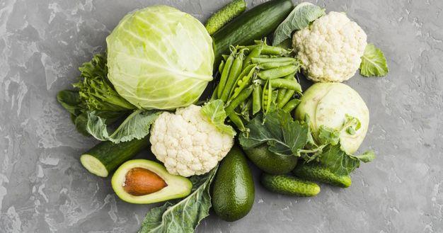 7. Memilih makanan tidak diolah banyak, seperti biji-bijian sayuran