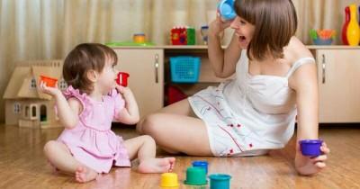 5 Manfaat Baik Menemani Anak Bermain Metode Floor Time