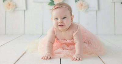 Mama Harus Tahu, Ini 5 Hal yang Dialami Bayi Ketika Mulai Merangkak