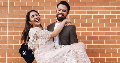 Jalan Trimester Kedua Kehamilan, Suami Acha Sinaga Ikut Merasakan Mual