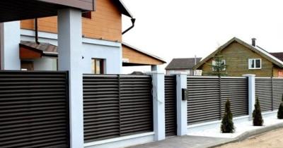 7 Ide Pagar Rumah Minimalis akan Mempercantik Rumahmu
