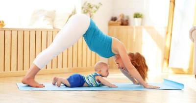 Lakukan 4 Kegiatan ini Melatih Kekuatan Otot Bayi