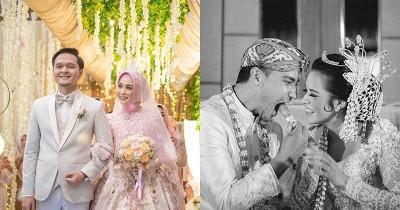 Selain Raisa, 3 Artis Ini Baru Saja Merayakan Ulang Tahun Pernikahan