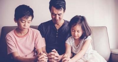 7 Doa Keselamatan Keluarga Katolik untuk Diajarkan pada Anak-Anak