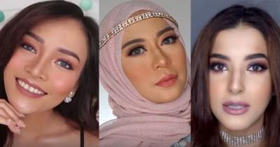 7 Tutorial Makeup Kondangan Outdoor Tahan Lama a la Beauty Influencer
