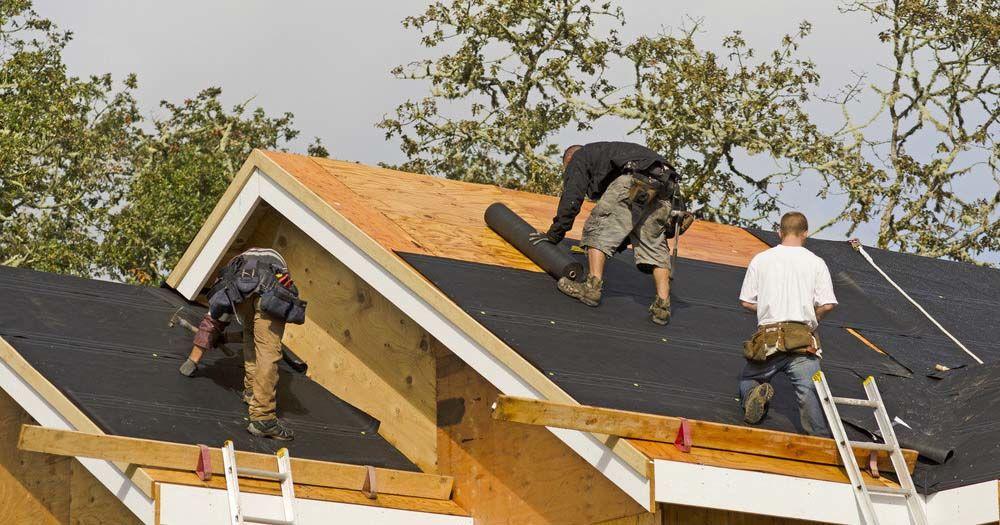 4. Melapisi atap dinding pelapis anti bocor