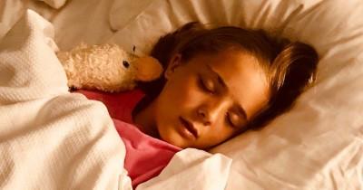 Waspadai Penyakit Mungkin Terjadi Bila Anak Sering Mendengkur