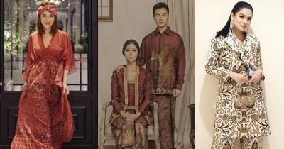 Hari Batik Nasional, Ini 9 Gaya Busana Batik a la BCL hingga Paula