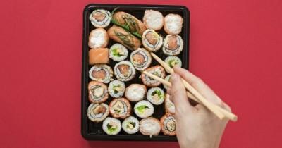 Mengisi Waktu dirumahaja, Ini 5 Langkah Mudah Membuat Sushi