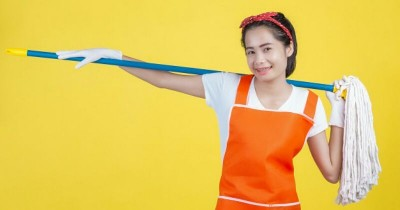 Tanpa Disadari, 5 Alat Kebersihan Rumah Ini Jarang Dibersihkan