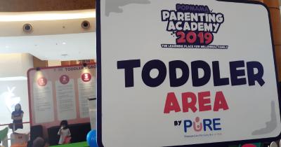Yuk Kunjungi Seru Area Toddler Popmama Parenting Academy 2019