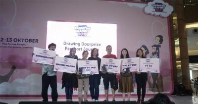 Keseruan Kebahagiaan 6 Pemenang Passport Journey POPAC 2019