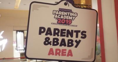Area Parents & Baby dalam POPAC 2019 Digemari Para Pasangan Baru
