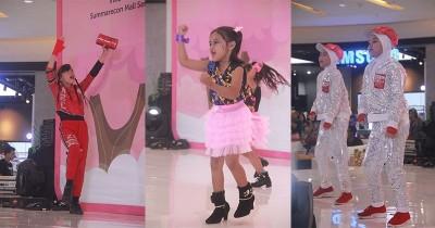 Keseruan Kompetisi Menari di Popmama Parenting Academy 2019