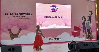 Keseruan dan Kebahagiaan 3 Pemenang Popmama Little Star 2019