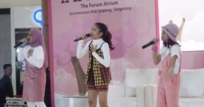 Tampil Bersama Maishers Maisha Kanna Hibur Pengunjung POPAC 2019