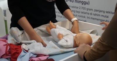 Belajar Merawat Bayi Baru Lahir Neonatal Class Popac 2019