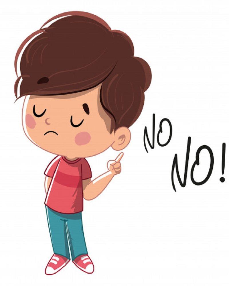 """9. Belajar mengatakan tidak"""""""
