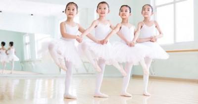 Perbaiki Postur Tubuh Anak Latihan Balet