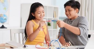 Yuk, Ciptakan Ruang Belajar Anak Nyaman Produktif