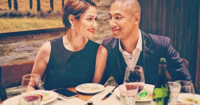 11 Potret Kehangatan Pernikahan Marcell Siahaan Rima Melati