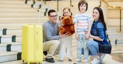 5 Persiapan Penerbangan Jarak Jauh Bersama Anak