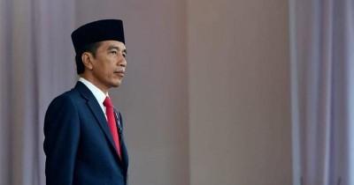 Banyak Nama baru, Jokowi Umumkan Lantik Menteri Kabinet Jilid II