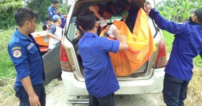 Pilu, Seorang Balita Memeluk Jenazah Sang Mama 3 Hari Kamar Kos