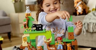 Cara Membentuk Prinsip Hidup Anak Melalui Permainan Lego