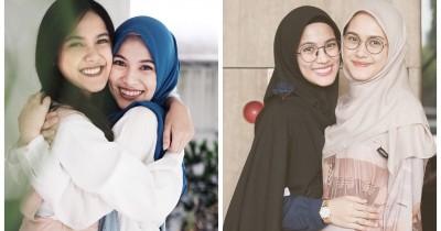 Sibling Goals 9 Potret Manis Kakak Adik Alyssa Annissa Soebandono