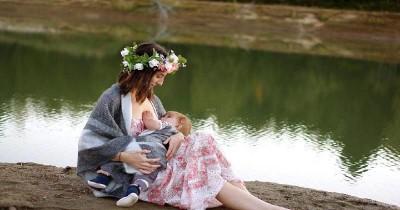 Tak Perlu Baju Khusus, Ini 5Siasat Fashion Ibu Menyusui