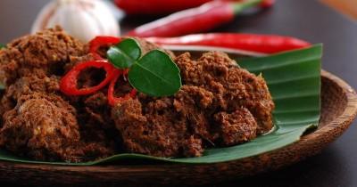 Resep Rendang Daging Sapi Khas Minang Empuk Gurih