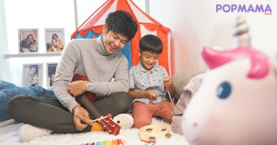 Eksklusif Ilman Maliq & D'Essentials Tak Mau Ada Paksaan Saat Mengasah Bakat Anak