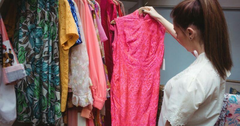 3. Mendapatkan baju branded berkualitas